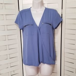 NWT maurice's polyester top Size xs